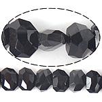 Imitim Swarovski Crystal Beads, Kristal, Nuggets, asnjë, imitim kristal Swarovski & makinë faceted, Reaktiv, 13x9.50x7mm, : 1mm, 100PC/Shumë,  Shumë