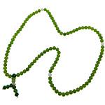 Agat Gjerdan, White Jade, Shape Tjera, i lyer, asnjë, 6.5mm, 7.5mm, 7x8.5mm, :26Inç, 5Fillesat/Shumë,  Shumë