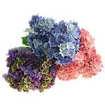 Lule artificiale Kryesore Dekor, Mëndafsh, Shape Tjera, asnjë, asnjë, ngjyra të përziera, 370x570x250mm, 10PC/Shumë,  Shumë
