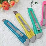 Thikë, Plastik, Shape Tjera, asnjë, ngjyra të përziera, 160x35mm, 100PC/Shumë,  Shumë