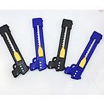 Thikë, Plastik, Shape Tjera, asnjë, ngjyra të përziera, 60x9x0.40mm, 70PC/Shumë,  Shumë