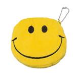 Çanta kyçe, Velveteen, Shape Tjera, asnjë, i verdhë, 110x110mm, 10PC/Shumë,  Shumë