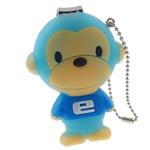 Moda Nail Clipper, Silicone, Majmun, asnjë, blu, 35x50x19mm, 10PC/Shumë,  Shumë