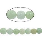 Beads Jade, Burma Jade, Round, asnjë, asnjë, 6mm, : 1mm, :16Inç, 5Fillesat/Shumë,  Shumë
