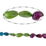 Barok Beads kulturuar Pearl ujërave të ëmbla, Pearl kulturuar ujërave të ëmbla, Nuggets, asnjë, asnjë, Një, 11-12mm, : 0.8mm, :15Inç,  15Inç,
