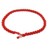 Byzylyk bizhuteri, Cord najlon, i kuq, 3mm, :7.5Inç, 200Fillesat/Shumë,  Shumë