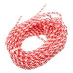 Plastike Cord Net Thread, dy-ton, 8mm, :280m,  Shumë
