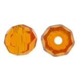 Swarovski Crystal Beads, Rondelle, Zjarri Opal, 3mm, : 0.5mm, 50PC/Qese,  Qese