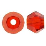 Swarovski Crystal Beads, Bicone, Zymbyl, 3mm, : 1mm, 50PC/Qese,  Qese