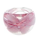 Ring Finger lampwork, Shape Tjera, asnjë, lule e brendshme, asnjë, 27x19.80x7.20mm, :7, 50PC/Qese,  Qese