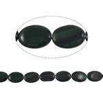 Syri Tiger Beads, Oval, natyror, asnjë, 18x25x16mm, : 1mm, :15.5Inç, 5Fillesat/Shumë,  Shumë