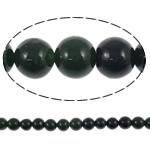 Syri Tiger Beads, Round, natyror, asnjë, 8mm, : 1mm, :15.3Inç, 5Fillesat/Shumë,  Shumë
