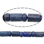 Beads lapis lazuli, Natyrore lapis lazuli, Shape Tjera, natyror, 6x4mm, 9x6mm, : 1mm, : 16Inç, 5Fillesat/Shumë,  Shumë