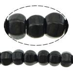 Beads bizhuteri gur i çmuar, Qymyrit kuarc Stone, Rondelle, natyror, asnjë, 6x6mm, : 1mm, :16Inç, 5Fillesat/Shumë,  Shumë