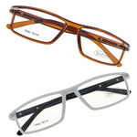 Eyewear Frames, TR90, Shape Tjera, asnjë, asnjë, ngjyra të përziera, 34x135x135mm, 5PC/Shumë,  Shumë