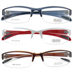 Eyewear Frames, TR90, Shape Tjera, asnjë, asnjë, ngjyra të përziera, 30x130x120mm, 5PC/Shumë,  Shumë