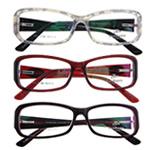 Eyewear Frames, Dërrasë, with Rrëshirë, Shape Tjera, asnjë, asnjë, ngjyra të përziera, 35x135x130mm, 5PC/Shumë,  Shumë