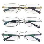 Eyewear Frames, Titan, with Rrëshirë, Shape Tjera, asnjë, asnjë, ngjyra të përziera, 34.50x145x135mm, 5PC/Shumë,  Shumë