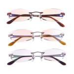 Eyewear Frames, Titan, with Rrëshirë, Shape Tjera, asnjë, asnjë, ngjyra të përziera, 29x130x132mm, 5PC/Shumë,  Shumë