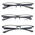 Eyewear Frames, Titan, with Rrëshirë, Shape Tjera, asnjë, asnjë, ngjyra të përziera, 32x140x150mm, 5PC/Shumë,  Shumë