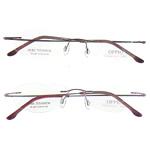 Eyewear Frames, Titan, with Rrëshirë, Shape Tjera, asnjë, asnjë, ngjyra të përziera, 28x120x135mm, 5PC/Shumë,  Shumë