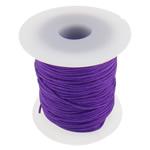 Cord najlon, vjollcë, 1.2mm, : 50Oborr,  PC