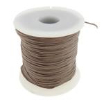 Cord najlon, bojë kafe, 1mm, : 100Oborr,  PC
