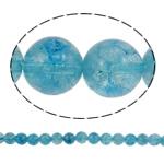 Kërcitje Beads kuarc, KYANITE, Round, natyror, 12mm, : 1mm, : 15.7Inç, 20Fillesat/Shumë,  Shumë