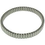 Stainless byzylyk bizhuteri Steel, Stainless Steel, Shape Tjera, asnjë, asnjë, ngjyra origjinale, 7mm, :7Inç, 20PC/Shumë,  Shumë