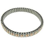Stainless byzylyk bizhuteri Steel, Stainless Steel, Shape Tjera, ngjyra rose ari praruar, asnjë, ngjyra origjinale, 7mm, :7Inç, 20PC/Shumë,  Shumë