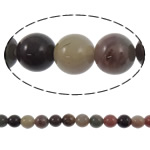 Beads kuarc bizhuteri, Rainbow kuarc, Round, natyror, asnjë, 8mm, : 1.5mm, :15.7Inç, 5Fillesat/Shumë,  Shumë