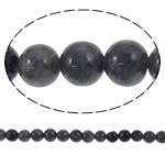 Beads kuarc bizhuteri, Ametist, Round, natyror, asnjë, 6mm, : 1mm, :15.5Inç, 5Fillesat/Shumë,  Shumë