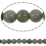 Beads labradorite, Round, natyror, asnjë, 10mm, : 1.5mm, :15.7Inç, 5Fillesat/Shumë,  Shumë