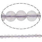 Beads kuarc bizhuteri, Ametrine, Round, natyror, asnjë, 6mm, : 1mm, :15.7Inç, 5Fillesat/Shumë,  Shumë