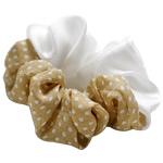 Elastike Hair, Silk pe, Lule, elastik, asnjë, asnjë, 80mm, 18PC/Shumë,  Shumë