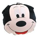 Cushion Moda, Velveteen, Mickey Mouse, punuar me dorë, asnjë, 49x46cm,  PC