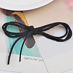 Kurrizit Lesh, e zezë, 3mm, : 1m, 100Fillesat/Shumë,  Shumë