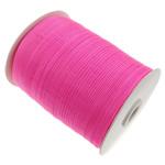 Organza Ribbon, asnjë, asnjë, rozë, 0.7cm, :2500Oborr, 5PC/Shumë,  Shumë
