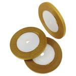 Ribbon Sparkle, asnjë, asnjë, të verdhë të artë, 0.7cm, :1250Oborr, 50PC/Shumë,  Shumë
