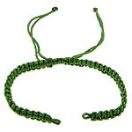 Byzylyk Moda Cord, Cord najlon, e gjelbër, 5mm, :6-12Inç, 50Fillesat/Shumë,  Shumë