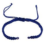Byzylyk Moda Cord, Cord najlon, blu të errët, 5mm, :6-12Inç, 50Fillesat/Shumë,  Shumë