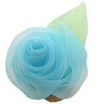 Silk pe, Lule, asnjë, asnjë, dritë blu, 65x65mm, 30PC/Shumë,  Shumë