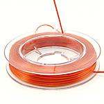 Thread Crystal, elastik, asnjë, i kuq, 0.30mm, :10m, 50PC/Shumë,  Shumë