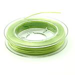 Thread Crystal, elastik, asnjë, mollë jeshile, 0.30mm, :10m, 50PC/Shumë,  Shumë