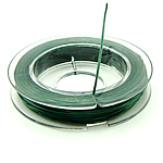 Thread Crystal, elastik, asnjë, jeshile të thellë, 0.30mm, :10m, 50PC/Shumë,  Shumë