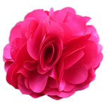Leckë, Lule, asnjë, asnjë, rose rozë, 86x86mm, 50PC/Shumë,  Shumë