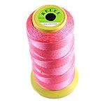 Thread najlon, Najloni, Shape Tjera, pa elastik, asnjë, kuqe të ndritshme rozë, 0.50mm, :480m, 10PC/Shumë,  Shumë