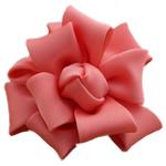 Saten Ribbon, asnjë, asnjë, lotus kuqe, 70x70mm, 30PC/Shumë,  Shumë