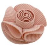 Leckë, Lule, asnjë, asnjë, rozë, 45x45mm, 70PC/Shumë,  Shumë