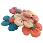 Pambuk, Lule, asnjë, ngjyra të përziera, 50x50mm, 50PC/Shumë,  Shumë
